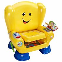 Cadeira Poltrona Aprender E Brincar Bebê Fisher Price