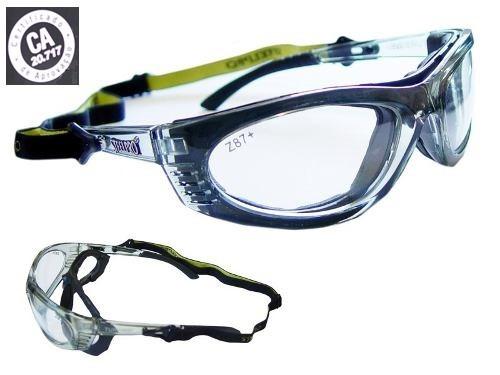 Armação Oculos Segurança P  Lentes De Grau Steepro Vicsa Epi - R  50 ... fd2201dbe2