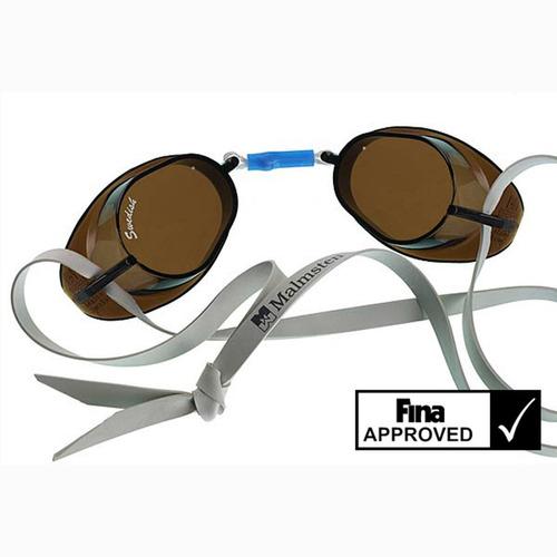 ca3310e51 Óculos De Natação Malmsten Original Sueco - R  50