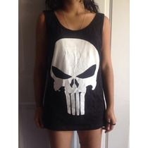 The Punisher Playera Y Tank Top