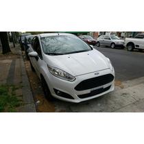Ford Fiesta Kinetic Design Se 2014 Blanco Led 5ptas