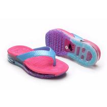 Ojotas Nike Air Max Mujer Importadas