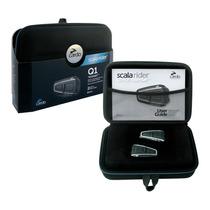 Intercomunicador Cardo Scala Rider Q1 Team Set - Bluetooth