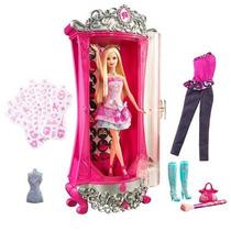 Barbie Fashion Fairytale Glitterizer Un Set De Juego