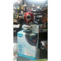 Webcam Seisa Usb Para Pc (dn-x972)