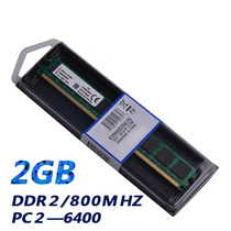 Remate, Memoria Ram P/ Pc Ddr2 De 2gb Pc2-6400u Bus 800mhz