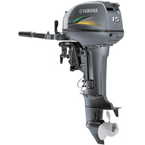 Motor De Popa Yamaha 15 Hp Gmhs 2016 Modelo Novo