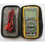 Multimetro Digital Fluke 15b+ Con Forro Adicional