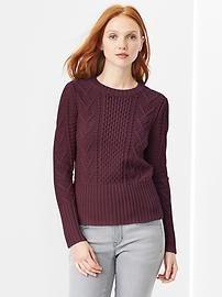 sweater pullover tejido uva levi\u0027s , s