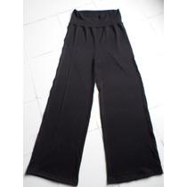 Pantalones Palazzo Lanilla Talles Especiales Xl 2xl 3xl 4xl