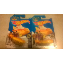 Hot Wheels The Beatles Yellow Submarine 2016 Submarino