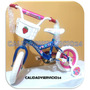 Bicicleta Pony De Niña Rin 12 Nuevas En Su Caja