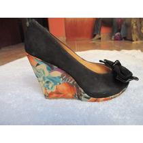 Zapatos Para Mujer Marca Bottero Talla 35 Importado D Brasil
