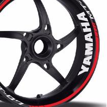 Friso Refletivo Adesivo Roda Interno Moto Yamaha Mt07 Mt M2