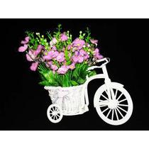 Arranjo De Bicicleta Flores Artificiais - Artificial Vasos