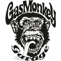 Adesivo - Gas Monkey Garage