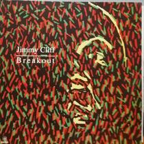 Jimmy Cliff - Breakout - 1991 (lp)
