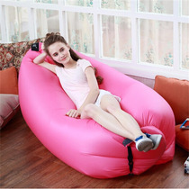 Lazy Sofa Sillon Inflable Aire Portatil Playa Tipo Laybag