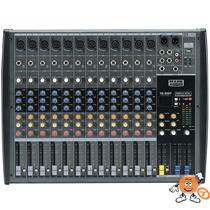 Mesa De Som Mark Audio Cmx12usb Sd Player Frete Grátis