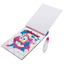 Caderno Para Colorir - Aqua Book - Marie - Multikids