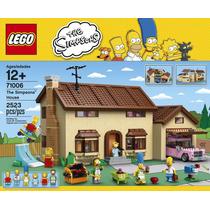 Lego La Casa De Los Simpsons Modelo 71006 Nuevo Sellado