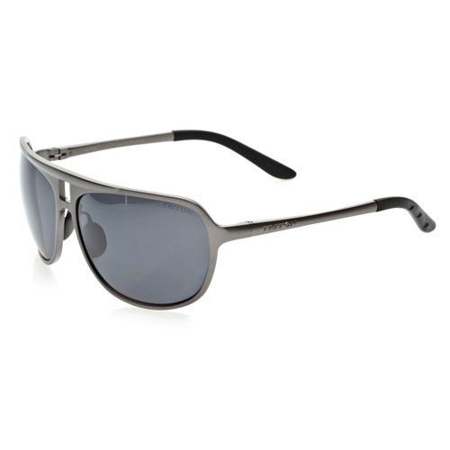 6b52fab72d0a9 Óculos Triton Pla161 - Cinza - Alumínio - 12x Sem Juros - R  229