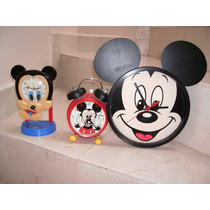 Mickey Mouse Lote De Relojes