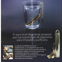 Celda Alotrópica: Electro Magenitzador De Agua