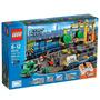 Lego City Trains Tren De Carga 60052