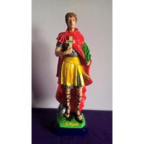 Estatua De San Expedito En Yeso