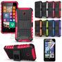 Combo Forro Y Protector De Pantalla Nokia Lumia 635 630