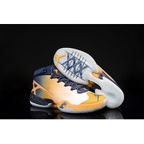 Air Jordan Xxx Color Amarillo Talla 8,5
