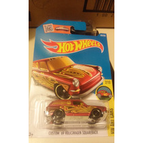 Hot Wheels De Coleccion 2016 Custom 69 Volkswagen Squareback