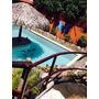 Casa De Playa Para Vacacionar En Jaco Centro. 15 Personas