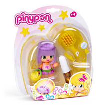 Pinypon Peinados 4 Modelos 1 Pza