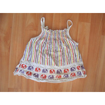 Vendo Vestido Zara Baby Niña 12-18 Meses Seminuevo