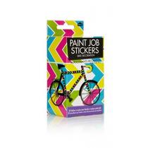 Pegatinas Para Bicicleta - Pintura D/flechas Para Decoración