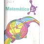Matemática, 2do Año, Santillana Conexos (usado, Como Nuevo)