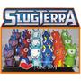 Bajoterra Slugterra Set X 6 Babosas 9cm. Galadesign