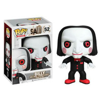 Funko Pop! Movies 52 - Saw - Billy - Jogos Mortais - Raro!!!