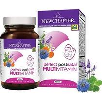 Nuevo Capítulo Perfecto Postnatal De Multivitaminas Y Vitami