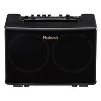 Cubo Caixa De Violão Roland Ac40 Amplificador