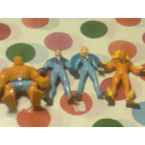 Muñequito Jack Super Heroes 4 Fantasticos Detalle Retro Kxz