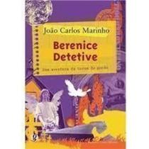 Livro Berenice Detetive João Carlos Marinho