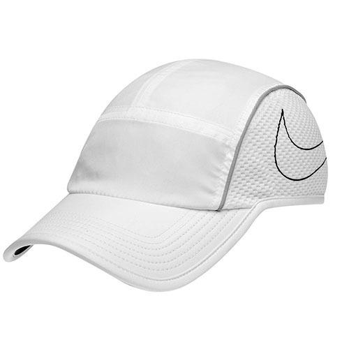 Gorra Nike Arobill Cap Run Aw84 848377-100 Blanco Dama Oi -   528.00 en  Mercado Libre 9edec454269