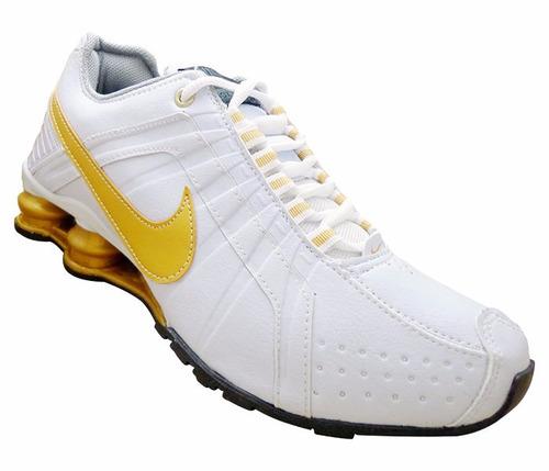 6b0c8388b4f Tênis Nike Shox Junior - R  450