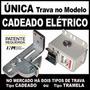Trava Elétrica P/ Portão Automático Basculante Trank 220volt