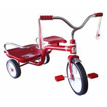 Triciclo Apache Mod 302 Cajuela Acero, Barandal Y Casco R14