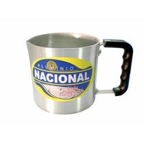 Caneca/canecão/leiteira,alumínio 7 Lt P/café/leite/água/suco