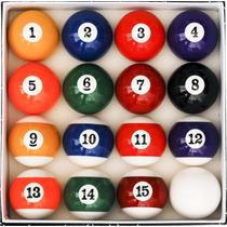 Bolas De Billar Pool Table Billiard Ball Set, Art Number Sty